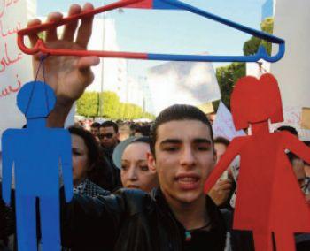 Proteste Tunisia 2011