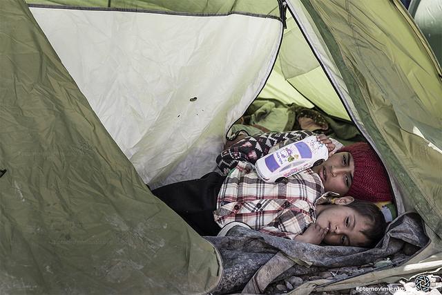 Idomeni rifugiati crisi accordo UE Turchia