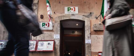 Sgomberi Roma sede Pd Giubbonari Tronca