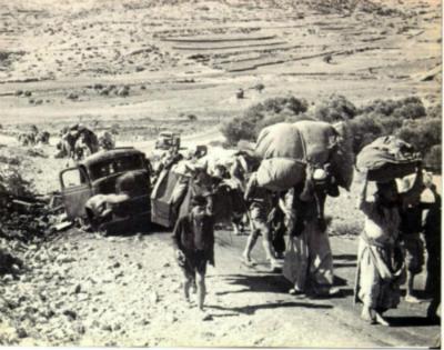 Nakba rifugiati palestinesi sionismo 1948 anniversario