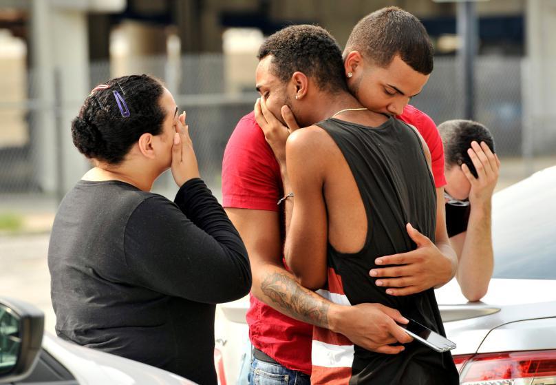 Strage di Orlando vittime gay