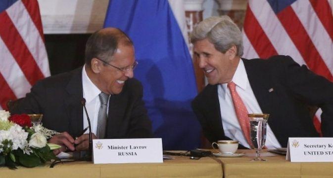 Kerry Russia Siria accordo