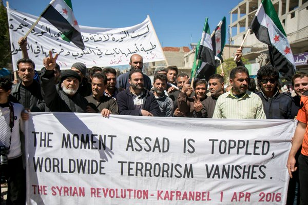 Kafranbel_rivoluzione_siriana_Siria_Assad