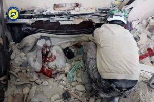Aleppo brucia e tutto tace. Ci vediamo il prossimo 25 Aprile