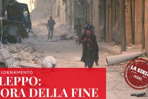 Aleppo, l'agonia e la vergogna