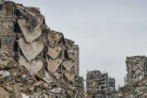 Aleppo, il lugubre capodanno di una sinistra deceduta